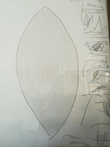 Cesare BERLINGERI - Disegno Acquarello - Senza titolo