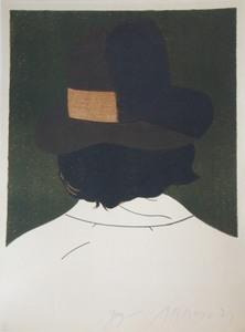 Eduardo ARROYO - Estampe-Multiple - Guy, 1974