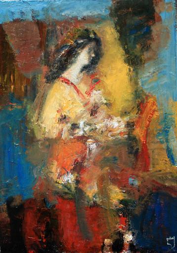 Levan URUSHADZE - Peinture - Stranger