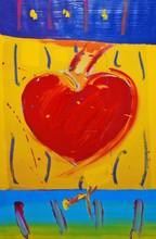 Peter MAX - Pintura - Lotta Love