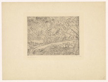 James ENSOR - Print-Multiple - Les Cataclysmes