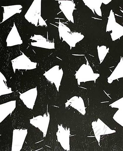 昆特•约克 - 版画 - Mappenwerke Lichtungen Blatt 5