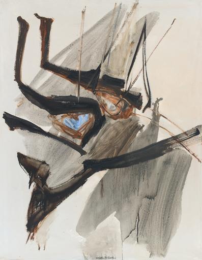 Huguette Arthur BERTRAND - Painting - Le Petit caporal épinglé