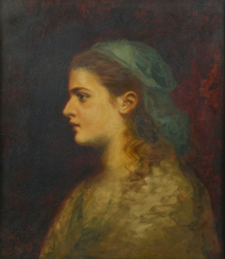 Féodor TCHOUMAKOFF - Painting
