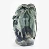 Lorenzo VERGNANO - Sculpture-Volume - La Vague, sculpture en terre cuite avec miroir, XIXe