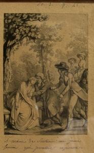 Louis BINET - Drawing-Watercolor - PROJET D'ILLUSTRATION