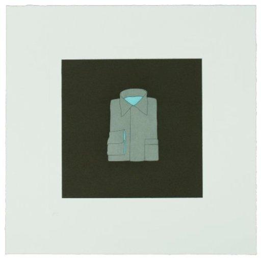 Michael CRAIG-MARTIN - Print-Multiple - The Catalan Suite I - Shirt