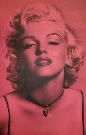 Stefano YOUNG - Estampe-Multiple - Society Marilyn