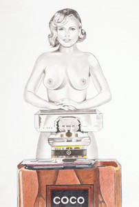 Mel RAMOS - Print-Multiple - Coco Cookie (Chanel)