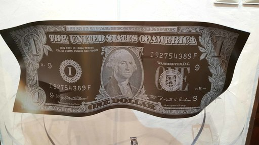Karl LAGASSE - Escultura - ONE DOLLAR HAVANE