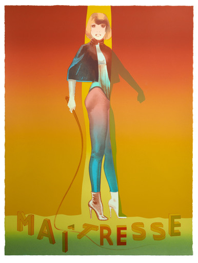 Allen JONES - Print-Multiple - Maitresse Folio Screenprint I
