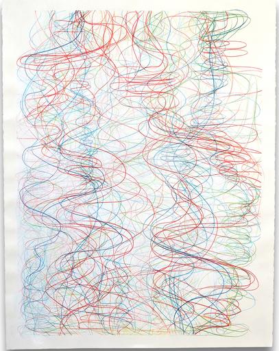 Margaret NEILL - Drawing-Watercolor - Riprap 2