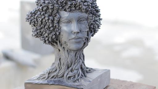 HERREL - Sculpture-Volume - L'alliance 2