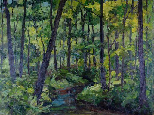 Armand TATOSSIAN - Painting - Rawdon