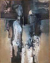 Mario BIONDA - Pintura - Senza titolo