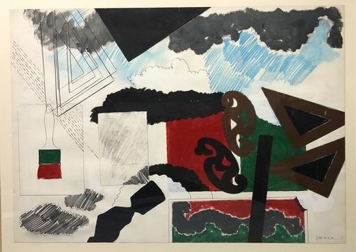 Tano FESTA - Peinture - Untitled