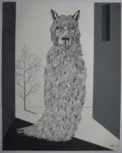 Félix LABISSE - Print-Multiple - LITHOGRAPHIE SIGNÉE AU CRAYON NUM 135 HANDSIGNED LITHOGRAPH