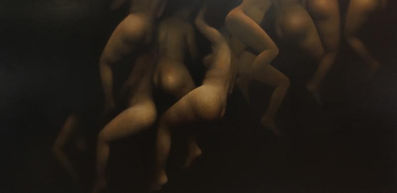 Marina HO - Painting - L'envolée