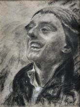 Francesco Paolo MICHETTI - Dibujo Acuarela - Portrait