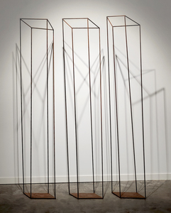 Lukas ULMI - Sculpture-Volume - Ilusión I (Tryptich)