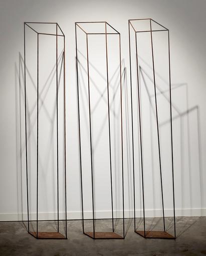 Lukas ULMI - 雕塑 - Ilusión I (Tryptich)