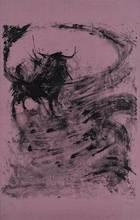 米盖尔·巴塞罗 - 版画 - Toros