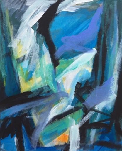 Irène DARGET-BASTIEN - Painting - Réoul