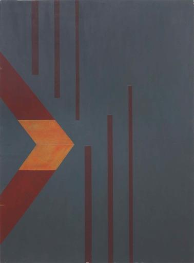 Carlo BATTAGLIA - Painting - Senza titolo