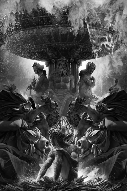 Ludovic BARON - Fotografia - La source et le pouvoir
