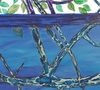 Corine LESCOP - Gemälde - Reflets