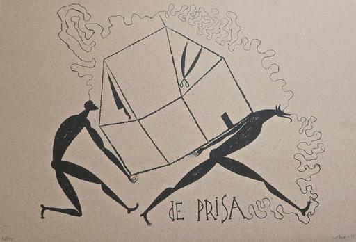 José BEDIA VALDÉS - Print-Multiple - De Prisa