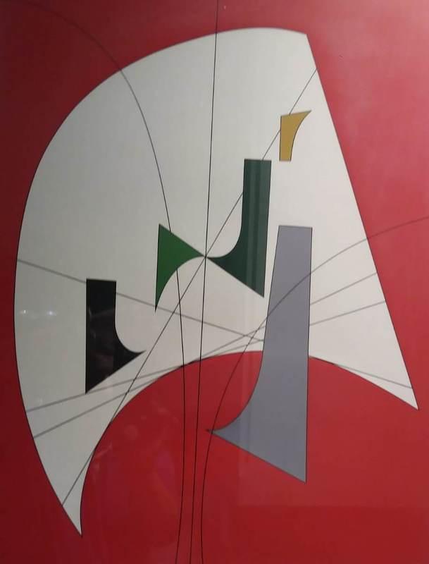 Luigi VERONESI - 版画 - COSTRUZIONE