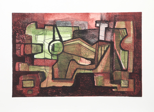 Roberto BURLE MARX - Print-Multiple - Mistelia