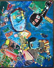George MCNEIL - Painting - Quondam City