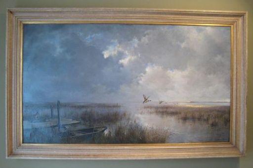 Joseph SCHIPPERS - Gemälde - Landschap