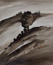Daniel CONVENANT - Peinture - Paysages d'arbres