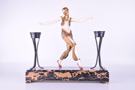 Pierre LE FAGUAYS - Sculpture-Volume - Harem Dancer