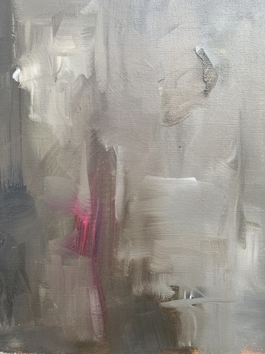 Nicky PHILIPPS - Pittura - Abstract five