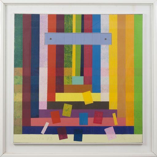 Aldo MONDINO - Painting - Conchiave
