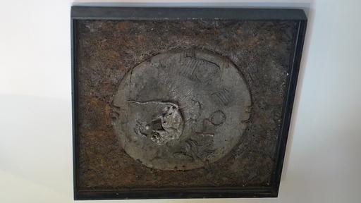 """Louis PONS - Skulptur Volumen - Cimetière d""""appartement"""