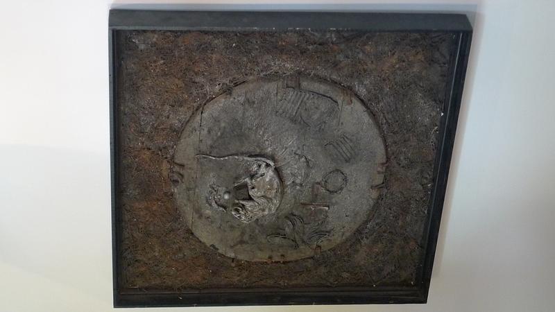 """Louis PONS - Sculpture-Volume - Cimetière d""""appartement"""