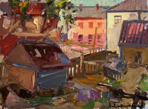Laimodot Petrovich MURNIEK - Pittura