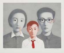 张晓刚 - 版画 - Big Family