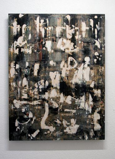 Michael BURGES - Peinture - Hybrid painting