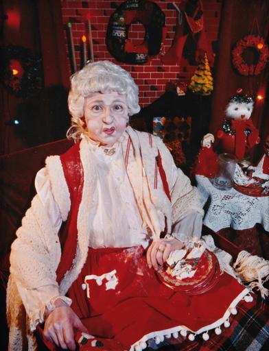 Cindy SHERMAN - Fotografia - Untitled (Mrs. Claus)