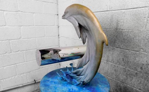 Jonty HURWITZ - Scultura Volume - Consciousness