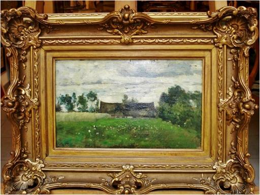 Adam BALTATU - Gemälde - Paysage
