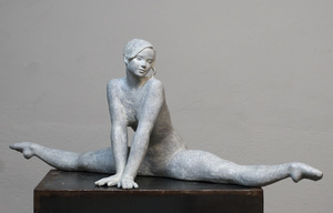 CODERCH & MALAVIA - Escultura - Aspagat