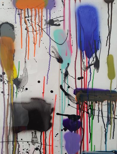 Gérard PAIRÉ - Pittura - Peinture 200914b