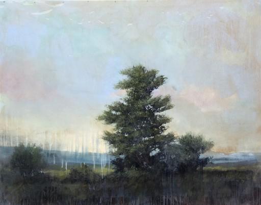 Peter HOFFER - Peinture - Young Cedar